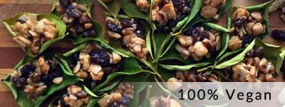 Foglia Allegra 100% Vegan